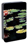 Waterlily Panorama Portable Battery Charger
