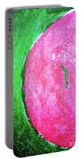 Watermelon Portable Battery Charger by Inessa Burlak