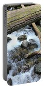 Waters Run Through It Portable Battery Charger