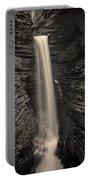 Watkins Glen Cavern Cascade #5 Portable Battery Charger