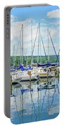 Glen Harbour Marina Portable Battery Charger