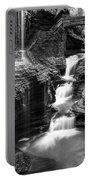 Watkins Glen Rainbow Falls #2 Portable Battery Charger