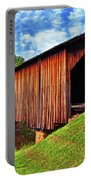 Watson Mill Covered Bridge 040 Portable Battery Charger