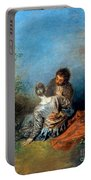 Watteau: False Step, C1717 Portable Battery Charger