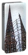 Watts Towers 2 - Los Angeles Portable Battery Charger