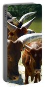 Watusi Cattle Portable Battery Charger