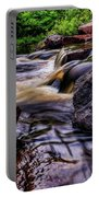 Wausau Whitewater Course Side View Portable Battery Charger