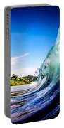 Wave Wall Portable Battery Charger