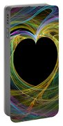 Waves Of Love - Romance Portable Battery Charger