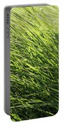 Waving Grass Portable Battery Charger