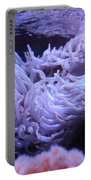 Waving Sea Anemone - Aquarium Portable Battery Charger