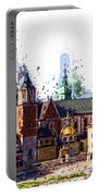 Wawel Castle Cracow Portable Battery Charger