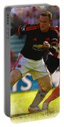 Wayne Rooney Is Marshalled Portable Battery Charger
