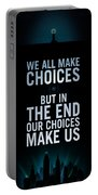 We Make Choice Portable Battery Charger
