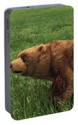 We Saw A Bear Portable Battery Charger