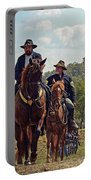 Weary Union Soldiers Portable Battery Charger