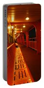 Weather Deck Starboard Side Night Portable Battery Charger