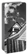 Weather Vane Bw Portable Battery Charger