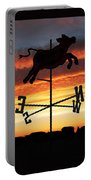 Weather Vane  Portable Battery Charger
