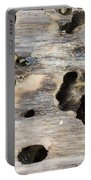 Weathered Driftwood Portable Battery Charger