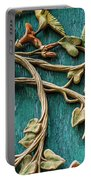 Weathered Wall Art Portable Battery Charger