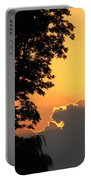 Webster Ny Sunset Portable Battery Charger