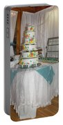 Wedding Cake Portable Battery Charger
