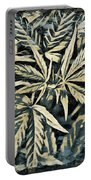 Weed Abstracts Four Portable Battery Charger