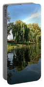 Weepin Willows Frankenmuth Cass River Portable Battery Charger