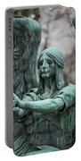 Weeping Angel Portable Battery Charger