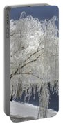 Weeping Willow In Infrared Portable Battery Charger
