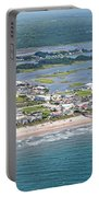 Welcome Aboard Surf City Topsail Island Portable Battery Charger