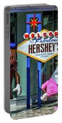 Welcome To Fabulous Hersheys Sign Portable Battery Charger