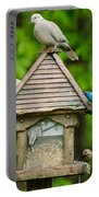 Welcome To My Bird Feeder Portable Battery Charger