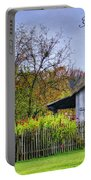 Welcome To My Garden Portable Battery Charger