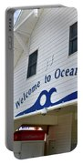 Welcome To Ocean City Maryland Portable Battery Charger