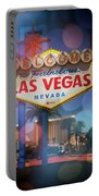 Welcome To Vegas Xii Portable Battery Charger