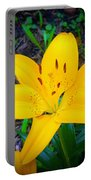 Welcoming Lily Portable Battery Charger