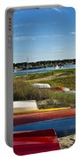 Wellfleet Harbor Cape Cod Portable Battery Charger