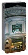 Wells Fargo Bank Building In San Francisco, California Portable Battery Charger