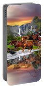 Wells Fargo Stagecoach Portable Battery Charger
