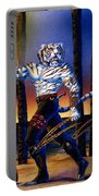 Werecat With Torch Portable Battery Charger