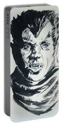 Werewolf Of London Portable Battery Charger