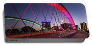 West 7th Street Bridge Portable Battery Charger