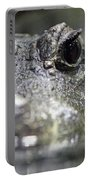 West African Dwarf Crocodile - Captive 03 Portable Battery Charger