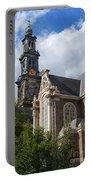 West Church Westerkerk Portable Battery Charger