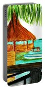 West End Roatan Portable Battery Charger