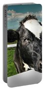 West Michigan Dairy Cow Portable Battery Charger