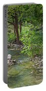 West Sister Creek Portable Battery Charger