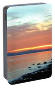 West Vancouver Sunset Portable Battery Charger